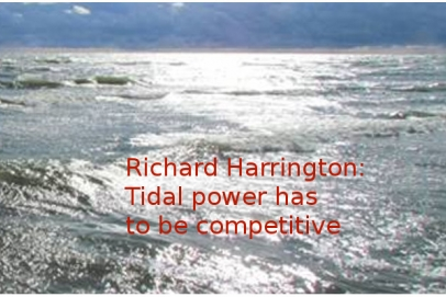 Tidal power: 'The subsidies can't be guaranteed'